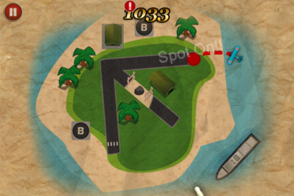 Screenshot Red Baron's Revenge Free