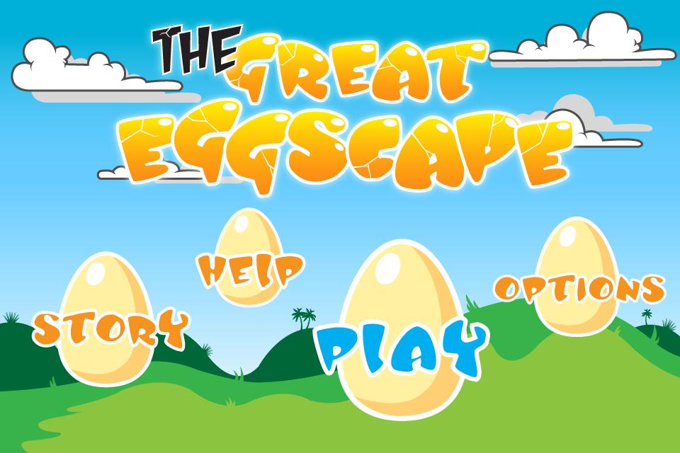 Screenshot The Great Eggscape